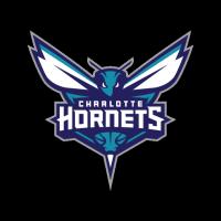 Charlotte Hornets logo vector