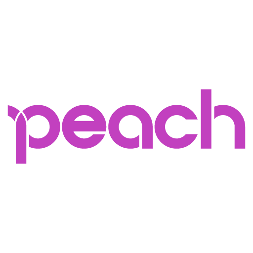 Peach Aviation Airline logo