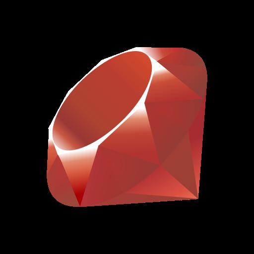 Resultado de imagem para ruby logo