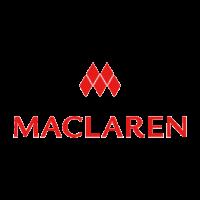 Maclaren logo vector