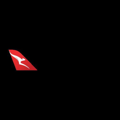 New Qantas logo