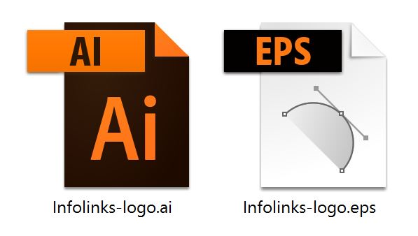 Infolinks logo vector (Click to download)