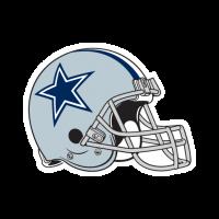Dallas Cowboys Helmet vector