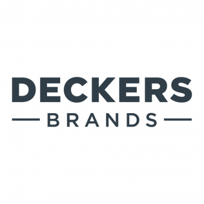 Deckers logo vector