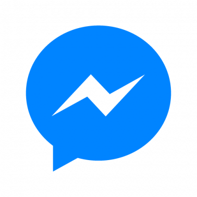 Facebook Messenger logo png