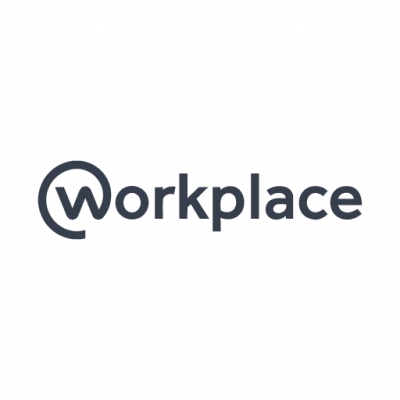 Facebook Workplace logo png