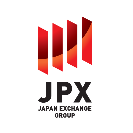 JPX (Japan Exchange Group) logo