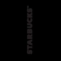 Starbucks logo vector (wordmark)