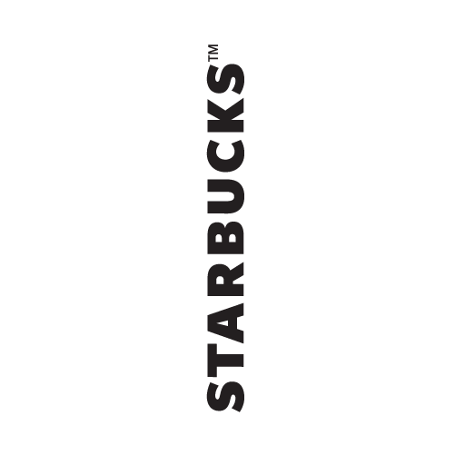 starbucks logo Wordmark