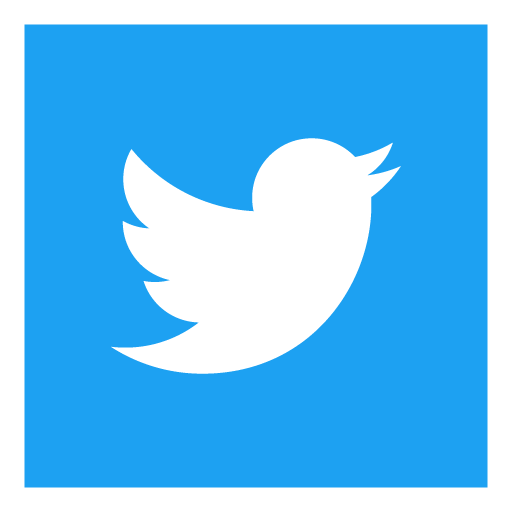 Twitter Icon Square logo