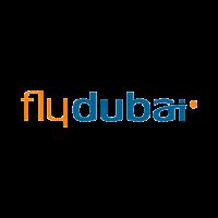 Flydubai logo vector