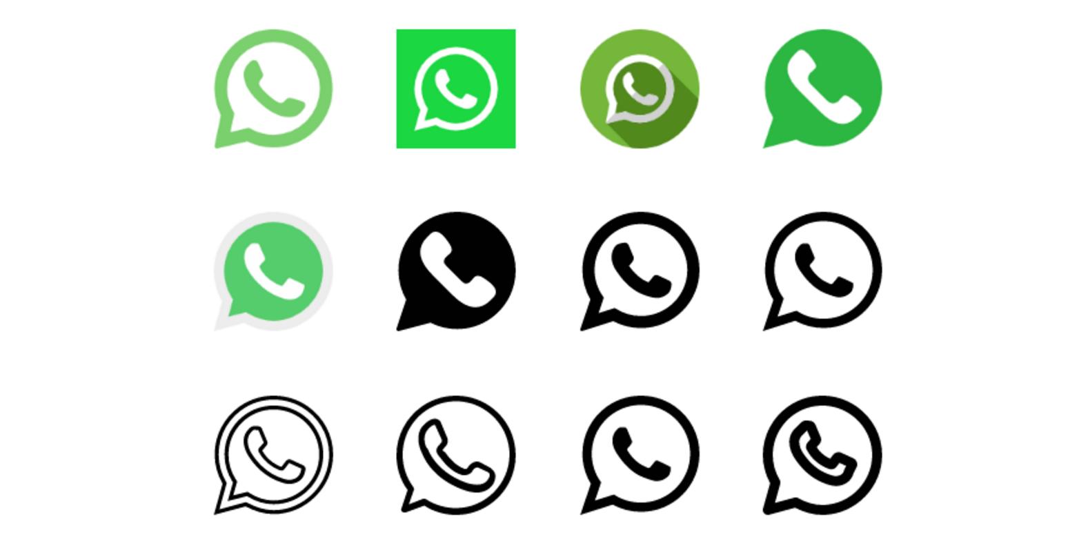 whatsapp symbole download