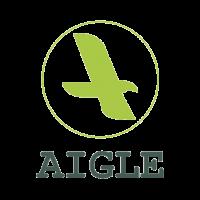 Aigle logo vector