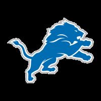 New Detroit Lions logo vector