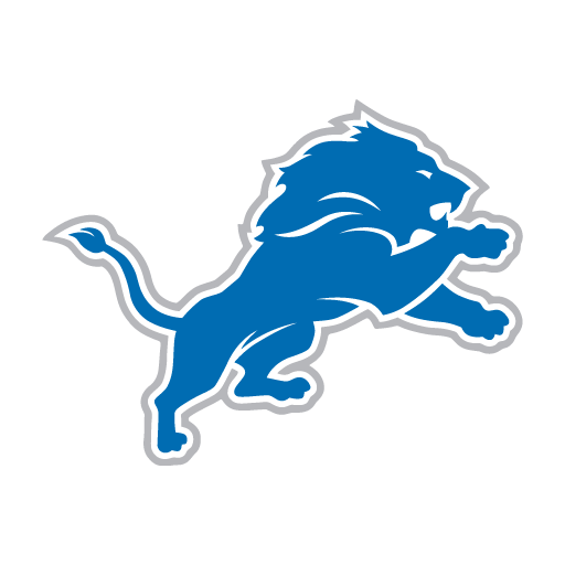 New Detroit Lions logo