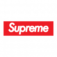 Supreme logo vector
