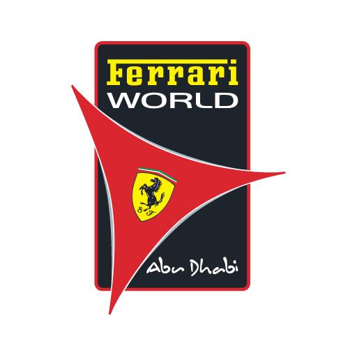 Ferrari World Abu Dhabi logo