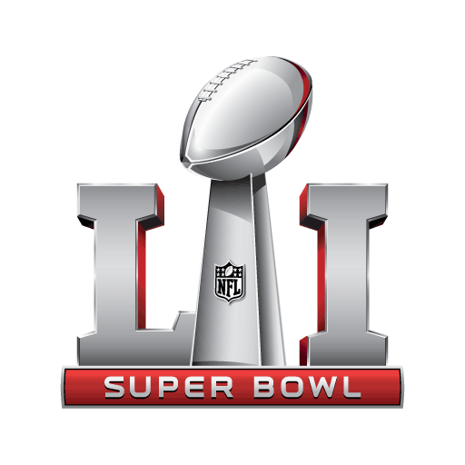 2017 Super Bowl 51 logo