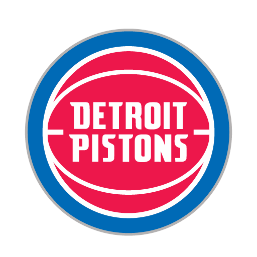 Detroit Pistons new logo