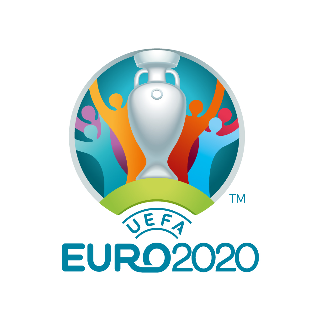 UEFA Euro 2020 logo vector free download