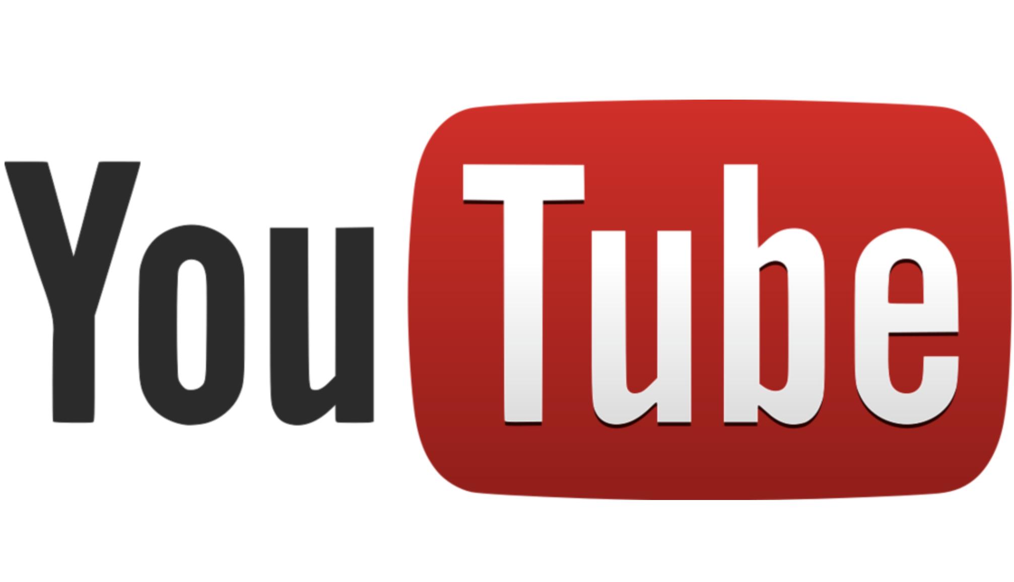 Youtube logo 2011–2013