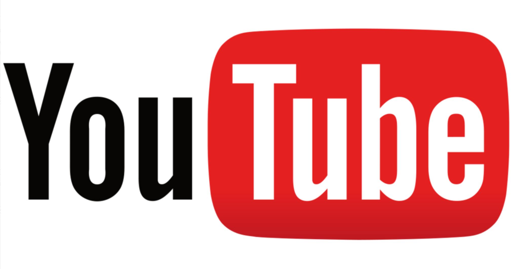youtube logo 2013–2015