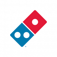 Domino's Pizza logo vector free download
