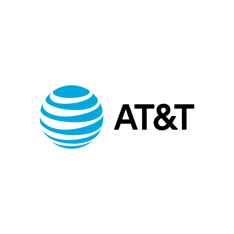 AT&T vector logo available to download for free