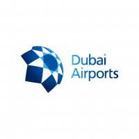 Dubai International Airport logo vector