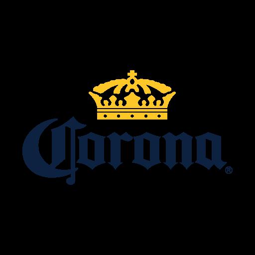 Corona logo vector