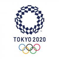 Tokyo 2020 Summer Olympics logo svg