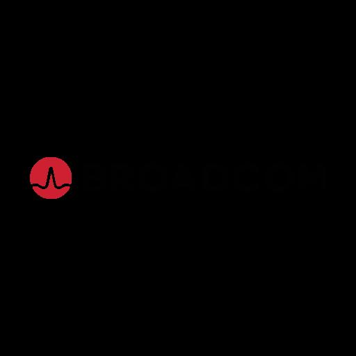 Broadcom logo vector