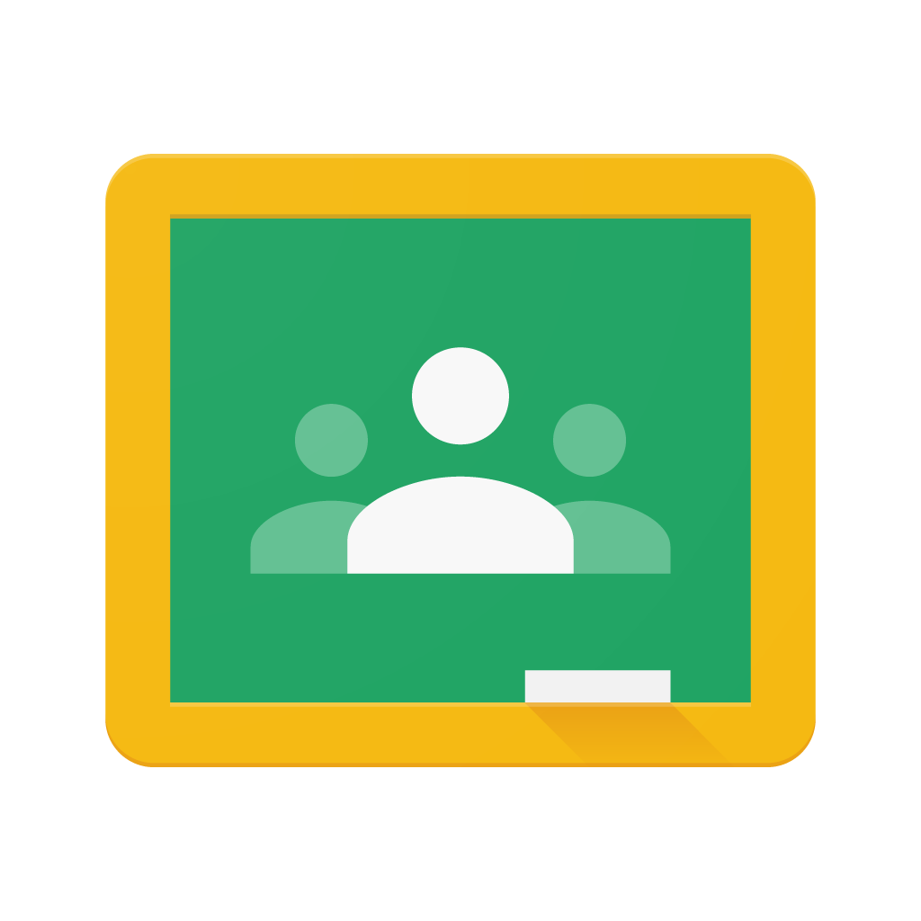 Google Classroom logo in (.EPS + .SVG) vector free download