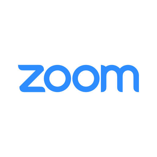 Zoom logo vector