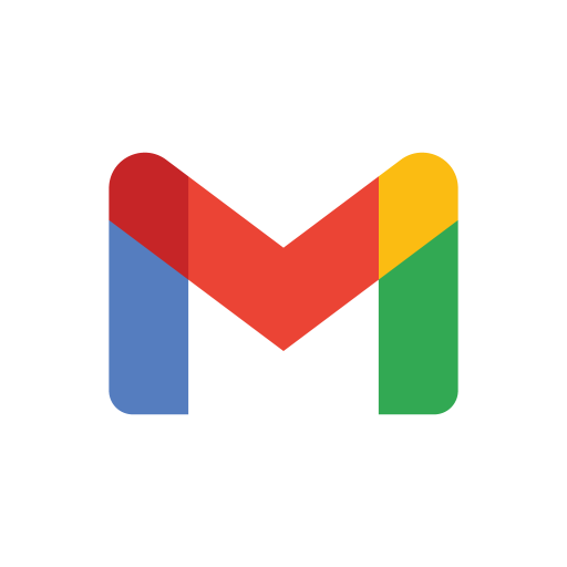 Gmail logo vector