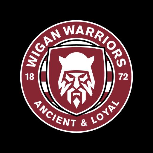 Wigan Warriors logo vector