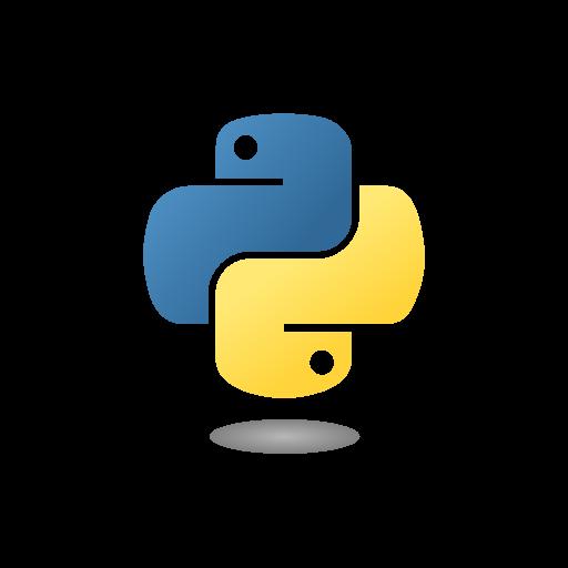Python logo vector